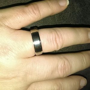 Jewelry - Size 9 Sterling Silver Wedding Band